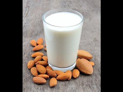 Leche de almendras, beneficios y receta - Nutrición con Sabor