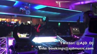 AJD (KUDOS MUSIC) Indian Club / Wedding DJ - Diwali Ball, Second City Suite Birmingham UK