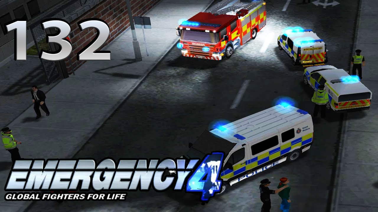 Emergency 4| Episode 132| Kent Mod