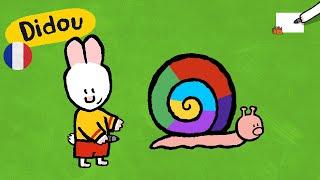 Didou - Dessine-moi un escargot S01E02 HD