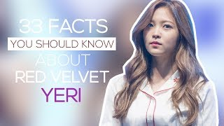 Download Lagu 33 facts you should know about Red Velvet Yeri