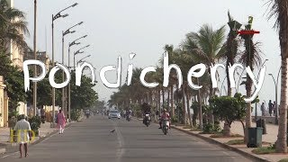Pondicherry Tourism, India | Hotels, beach & tourist places to visit | Perfect weekend spot [HD]