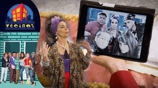 Vecinos, Capítulo 11: Doña Magda pide ayuda de la tercera edad | Temporada 6 | Distrito Comedia