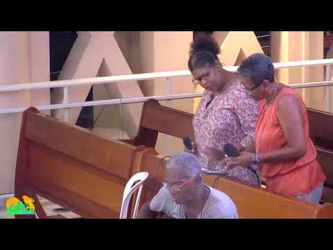 Catéchèse de Mgr David MACAIRE Mercredi 11octobre 2017