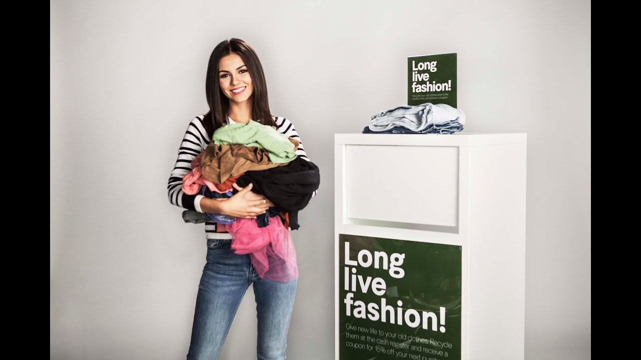 Dosomething H Amp M S Clothes Recycling Drive Youtube