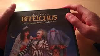 Lottergeist Beetlejuice DVD Unboxing