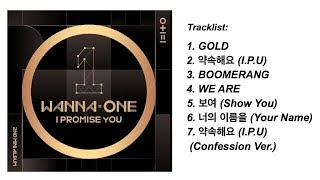 Download Lagu Wanna One – 0+1=1 (I PROMISE YOU) (full album) Mp3