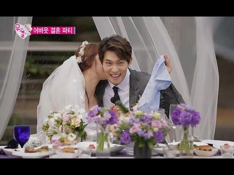 【TVPP】 종현(CNBLUE) – Kiss on the neck & Wedding Song , 종현(씨엔블루)– 목덜미 키스 & 승연과 답가 @ We got married