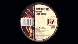 Bizarre Inc. Featuring Angie Brown - Took My Love (MK H. Remix)