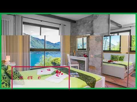 Casa Cima holiday villa - vacation rental on Lake Lugano near Como, Italy