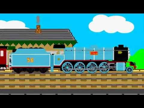Welcome to Sodor Elsa - Thomas and Friends Animated Short