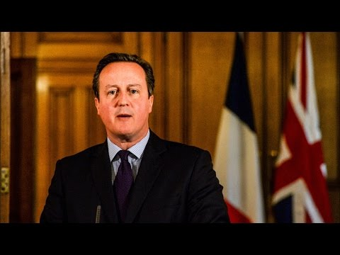 PM David Cameron Calls Britain A 'Christian Country'