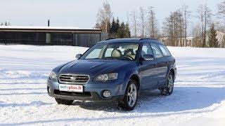 Subaru Outback (2004-2009) Autoplius.lt automobilių apžvalga