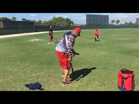 Cardinals Spring Training: Oquendo and Carpenter
