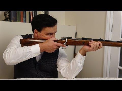 Browning Safari Rifle
