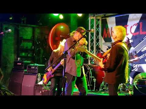 CHAIN- 50th Anniversary. Matt Taylor. Melbourne. 2018. Phil Manning Guitar/ Dubois  Bass
