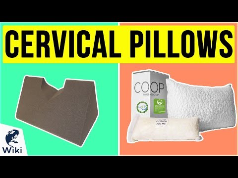 10 Best Cervical Pillows 2020