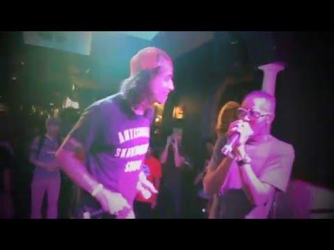 NOMAD Tv.p - Moka Only, Illa J & Jon Rogers LIVE IN NY
