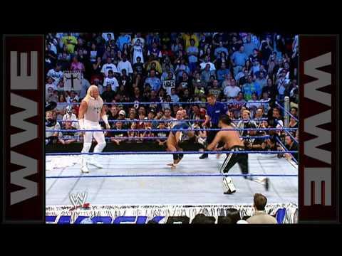 Mordecai interrupts Billy Kidman vs. Akio: SmackDown, May 20, 2004
