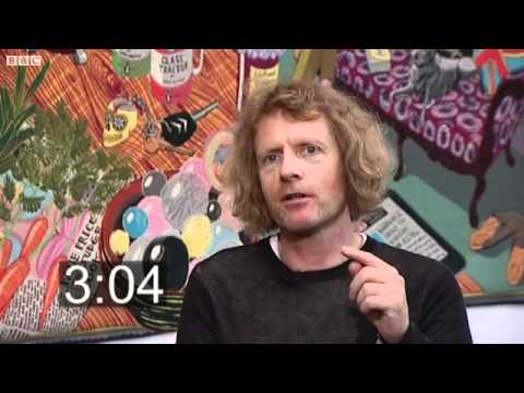 BBC News   Five Minutes With  Grayson Perry mp4