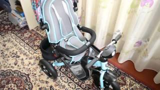 Велосипед трехколесный на надувных колесах Mars Mini Trike(, 2016-03-31T11:42:48.000Z)