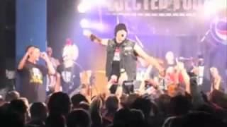 REJECTED YOUTH   ANTIFASCISTA LIVE 2008