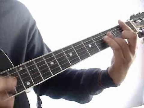learn ek ladki ko dekha to guitar chords