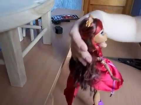 Все плюсы и минусы куколки клодин вульф красная шапочка