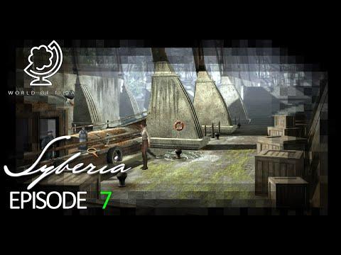 Syberia #7 - Sleepboot