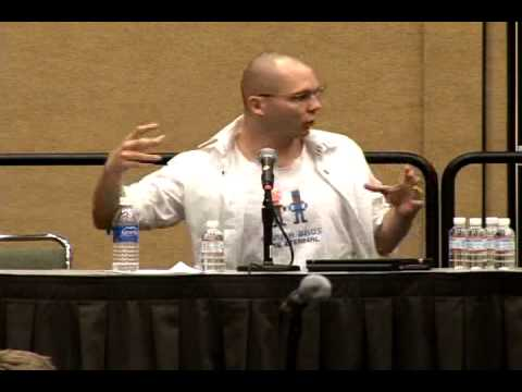 IGS 2007: 'Innovation in Indie Games' w/ Swink, Gabler, Chen