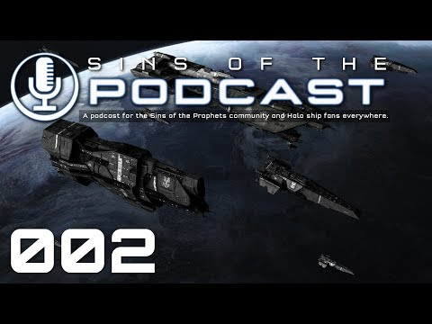 Sins of the Podcast Ep. 2 - Q&A, Fighter Supply, Artemis 2.0