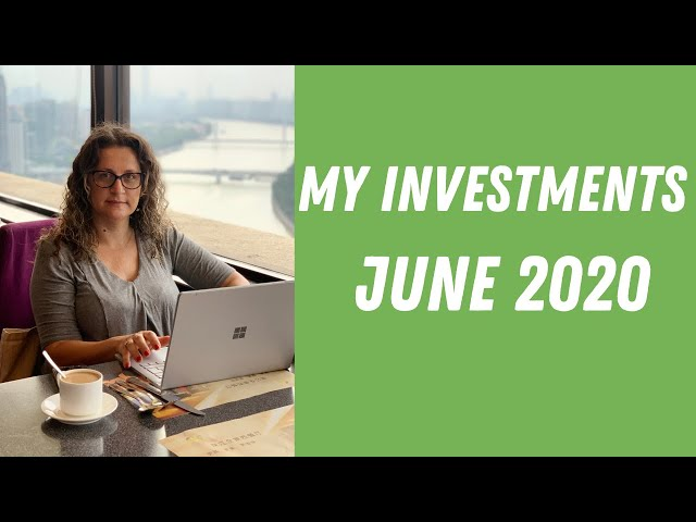 Stock Portfolio Revealed - Some of Мy Investments ( June 2020 )