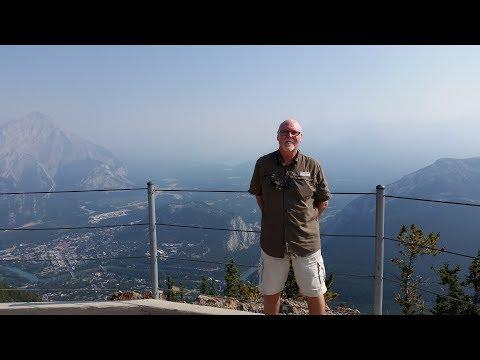 Day 8: Trafalgar Tours Spectacular Canadian Rockies  5 - 12th August 2017