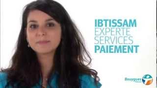 Service Internet+box : régler ses achats en ligne