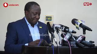 Walichojadili Waziri Mwakyembe, Rais wa FIFA na CAF kuhusu uanachama wa Zanzibar