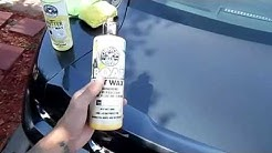 Chemical Guys Butter Wet Wax vs Boat wet Wax