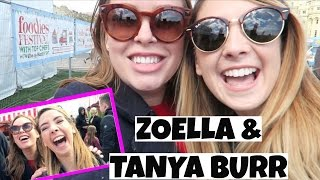 Zoella & Tanya Burr did WHAT to their friends?!