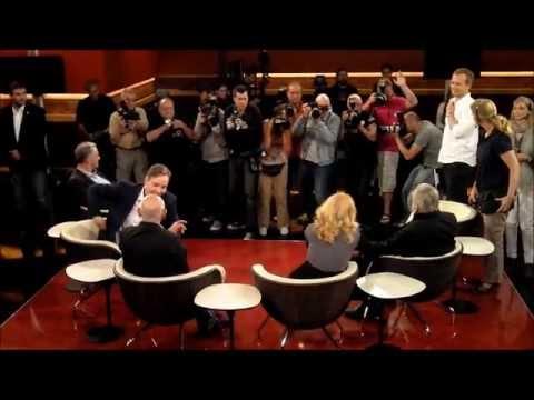 Oscar-Preisträger Maximilian Schell letzter Auftritt