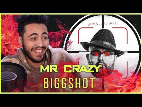 MR CRAZY - BIGGSHOT (Reaction)