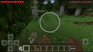 Minecraft pe 14.1 short gameplay