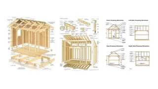 Ryan Shed Plans Review | Get Over 12000 Shed Plans & Woodworking Projects