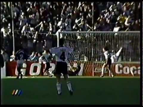 Colo Colo 1993 Torneo Nacional Parte 2