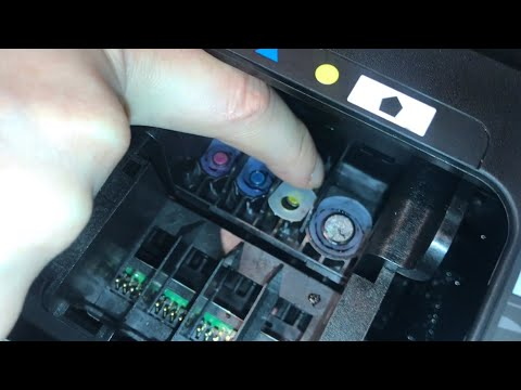 EASY Fix LEAKING INK Hp Officejet 4620 (if Your Printer Is Leaking Ink)