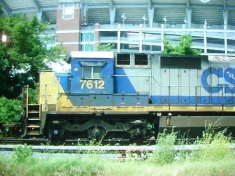 Trash & Commuter Traffic in Baltimore