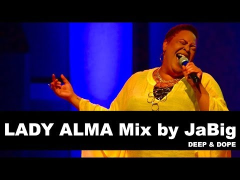 Lady Alma (Horton) Deep House Music & Soulful DJ Mix Playlist by JaBig (Let  it Fall & The Best of)