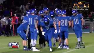 Blue Ridge vs Snowflake White Mountain Football Yellow Jackets vs Lobos Full Game
