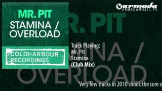 Mr. Pit - Stamina (Club Mix)