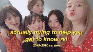 actually helpful guide to red velvet! (2019)