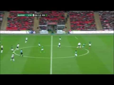 International Friendly - England v Republic of Ireland - 1st Half (380p) (29/5/13)