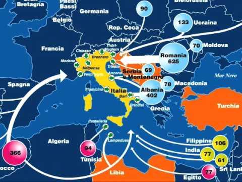 Immigrati e Mediterraneo, la speranza del futuro